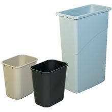 Rubbermaid<span class='rtm'>®</span> Trash Cans