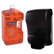 Softsoap<span class='rtm'>®</span> &amp; Dispenser