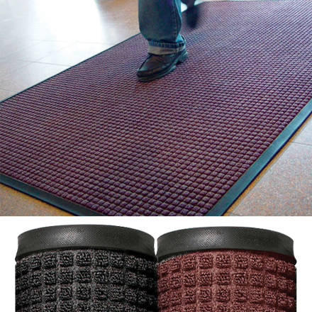 Rubber Backed Carpet Mats