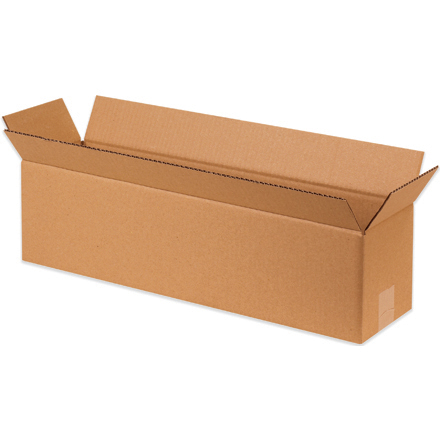 "40 x 12 x 12"" Long Corrugated Boxes"