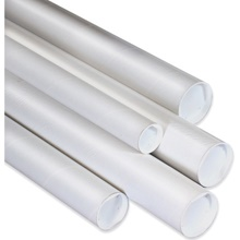 "White Tubes - 2"" Inside Diameter"
