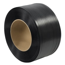 "8 x 8"" Core Hand Grade Poly Strapping - Embossed"