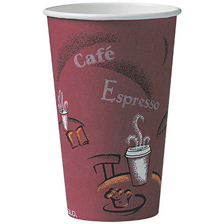 Solo<span class='rtm'>®</span> Paper Hot Cups
